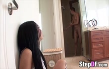 Delicate cutie fucked extremely harsh
