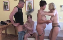 Older whores want a young hard cock