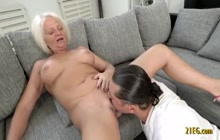 Busty GILF ploughed real hard